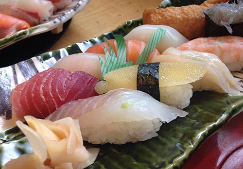 pescado fraude sushi