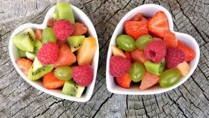 etiquetado fruta